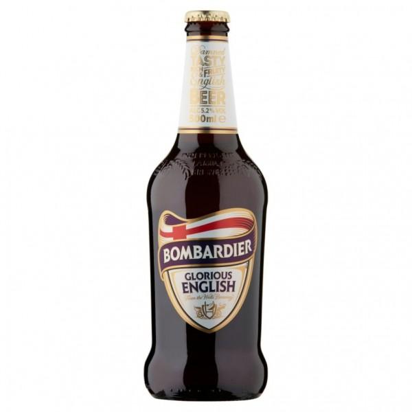Cerveza Wells Bombardier