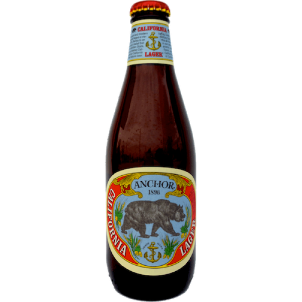Cerveza Anchor California Lager