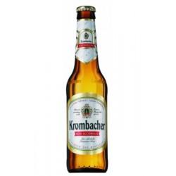 Cerveza Krombacher sin alcohol