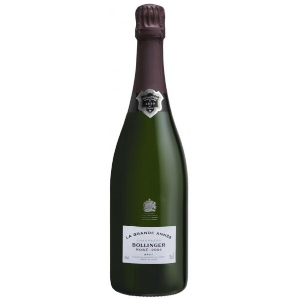 Champagne Bollinger La Grande Annee Rose 2004