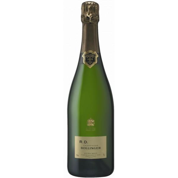 Champagne Bollinger RD 1995 Magnum