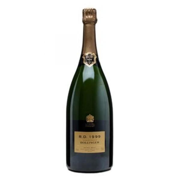 Champagne Bollinger RD 1999 Magnum
