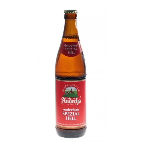 Cerveza Andechs Spezial Hell