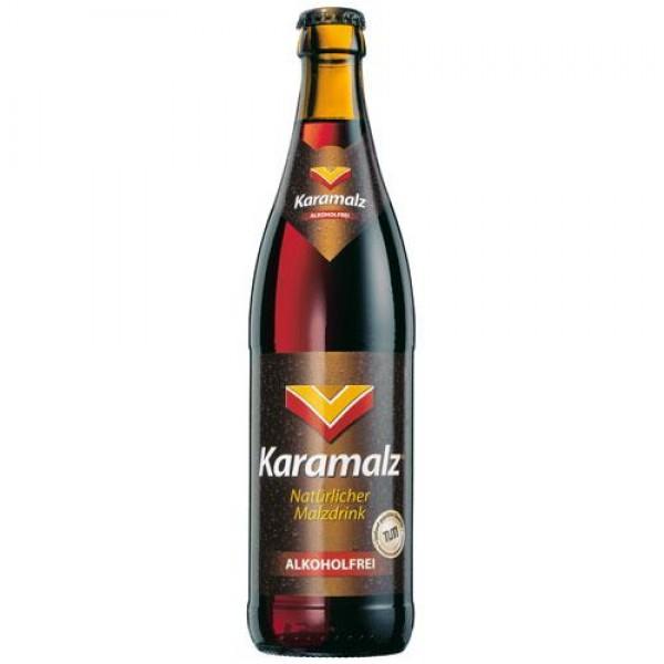Cerveza Karamalz Sin Alcohol