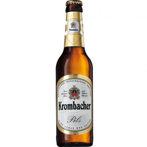 Cerveza Krombacher Pils