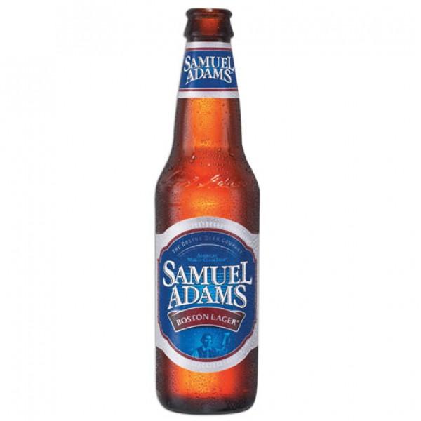 Cerveza Samuel Adams Boston Lager
