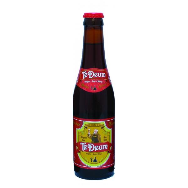 Cerveza Te Deum Roja