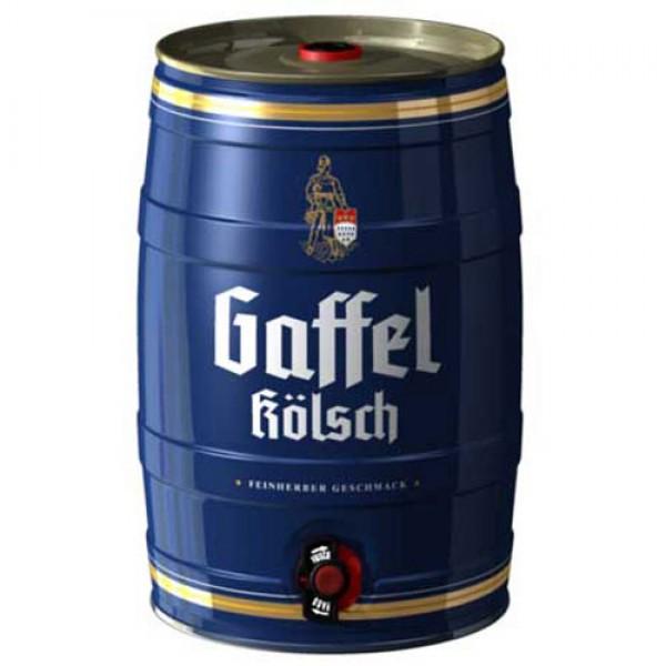 Barril de cerveza Gaffel Kölsch 5 litros