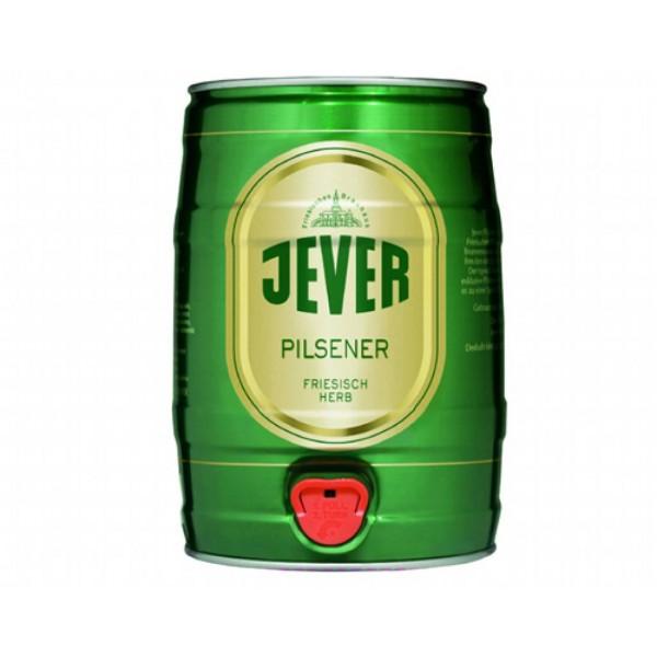 Barril de cerveza Jever Pils 5 litros