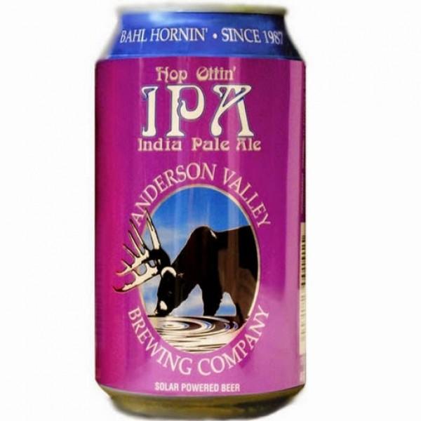 Cerveza Anderson Valley Hop Otti´(lata)