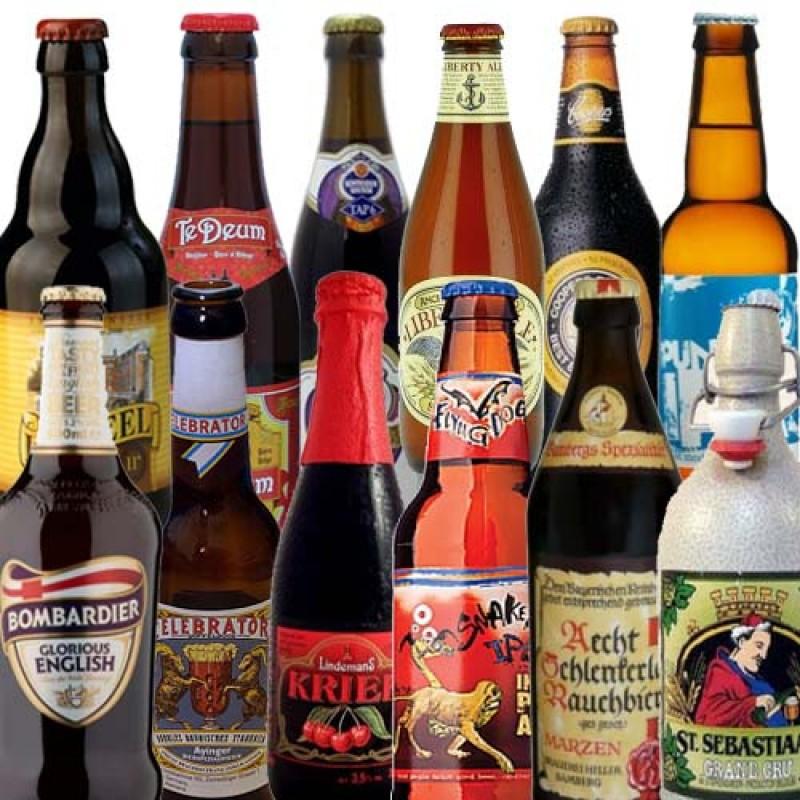 Pack Degustación Cerveza PremiuM