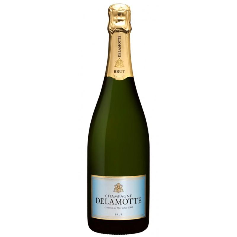 Champagne Delamotte Brut (75 cl)