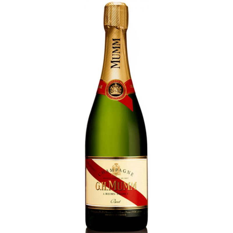 Champagne Mumm Cordon Rouge Brut (37.5 cl)