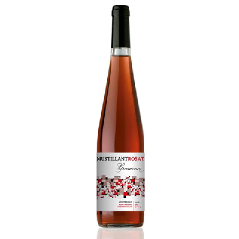Vino Mustillant Rosado 2015
