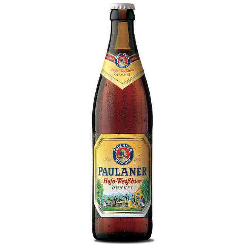 Cerveza Paulaner Dunkel