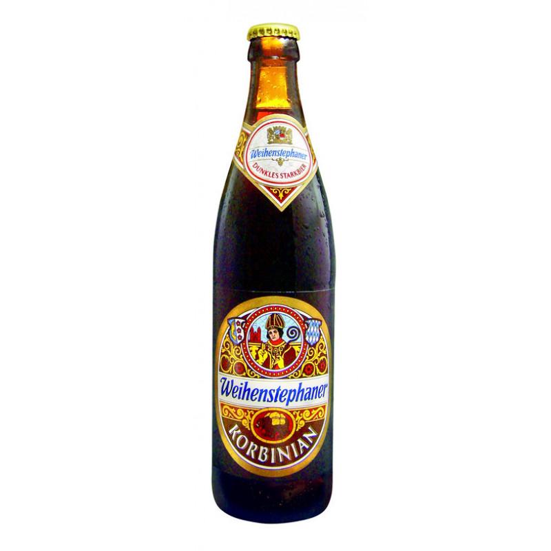 Cerveza Weihenstephan Korbinian