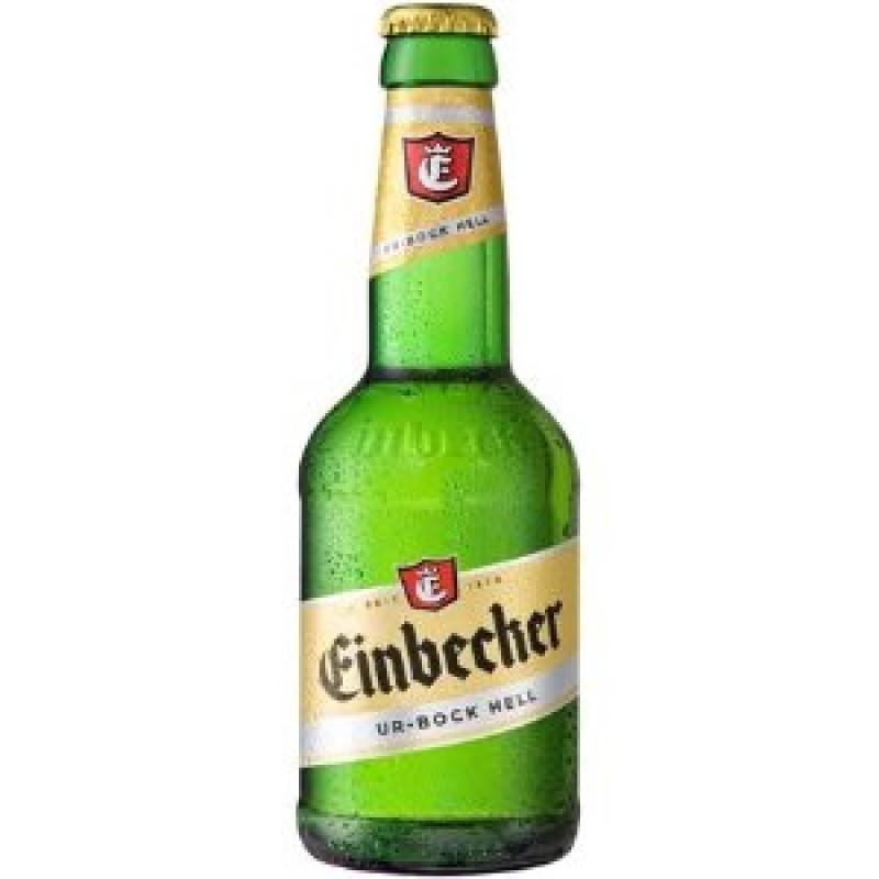 Cerveza Einbecker Urbock Hell