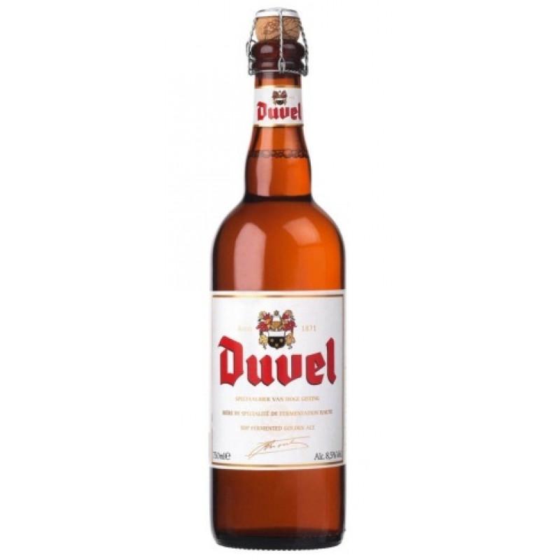 Cerveza Duvel 75 cl