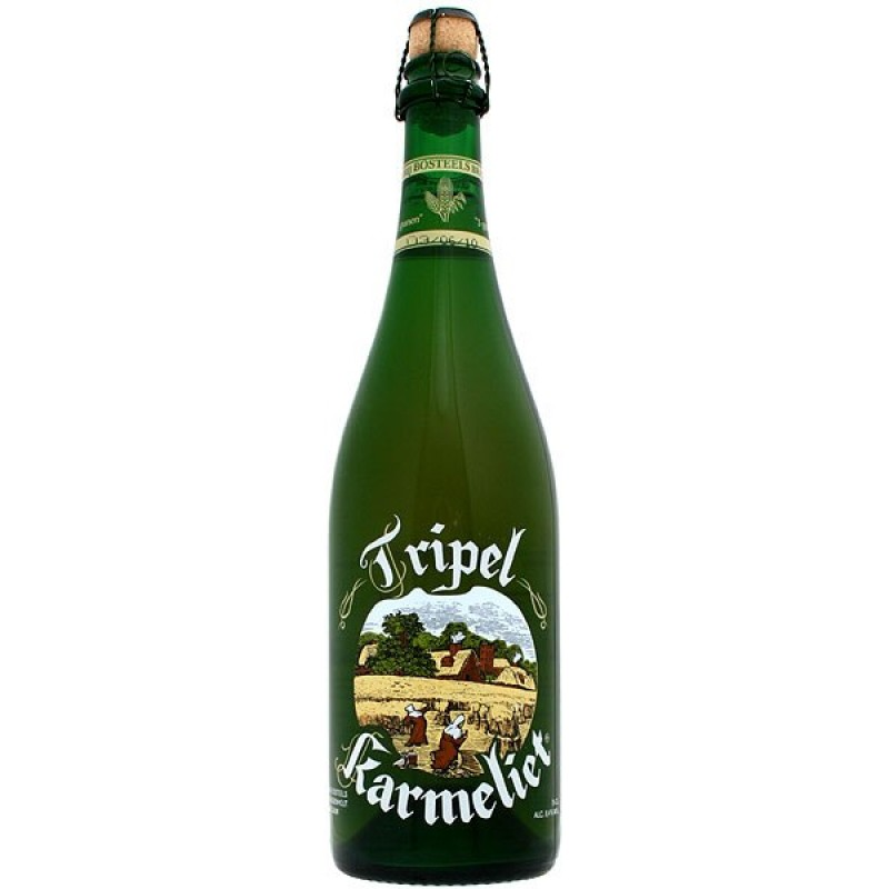 Cerveza Karmeliet Triple 75 cl