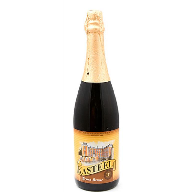 Cerveza Kasteelbier Brune 75 cl