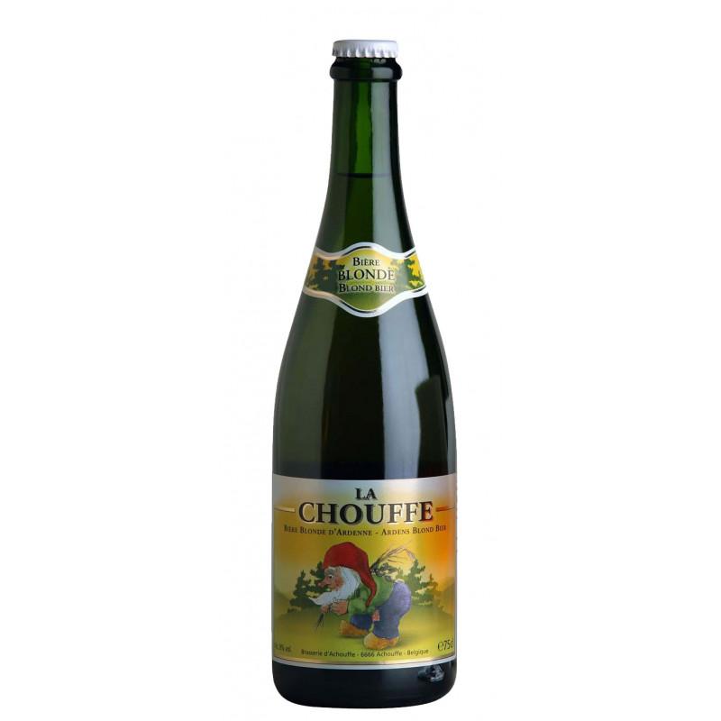 Cerveza La Chouffe 75 cl