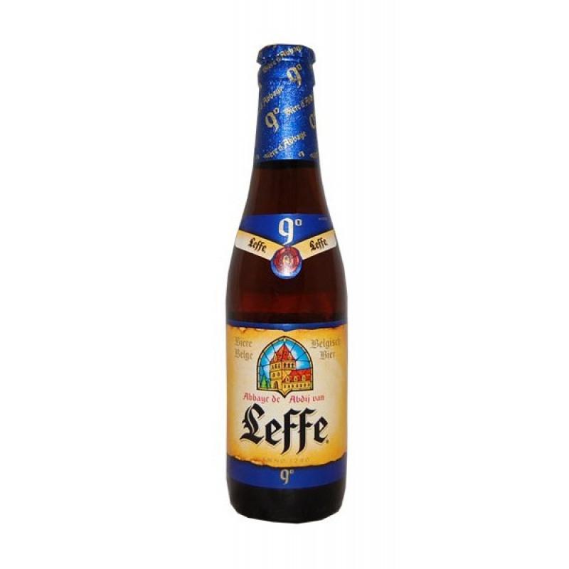 Cerveza Leffe 9