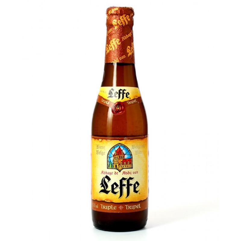 Cerveza Leffe Triple