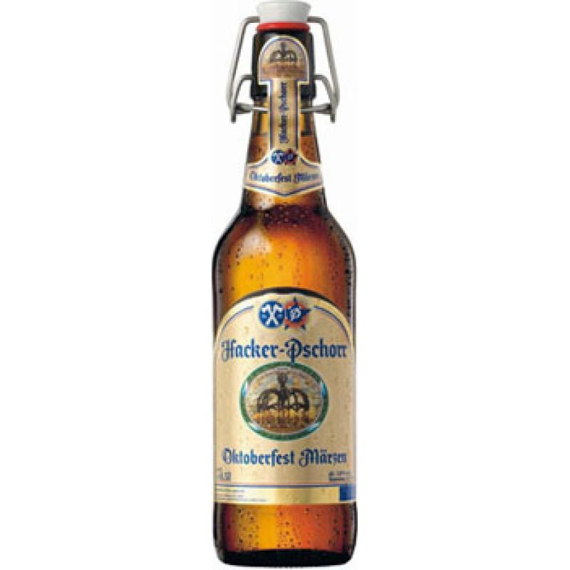 Cerveza Hacker Pschorr Oktoberfestbier