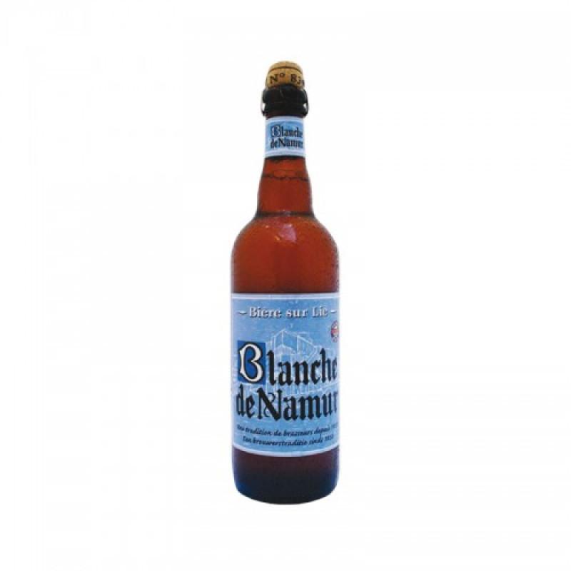 Cerveza Blanche de Namur 75 cl