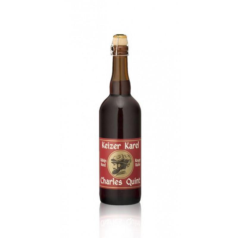 Cerveza Charles Quint Rood 75 cl