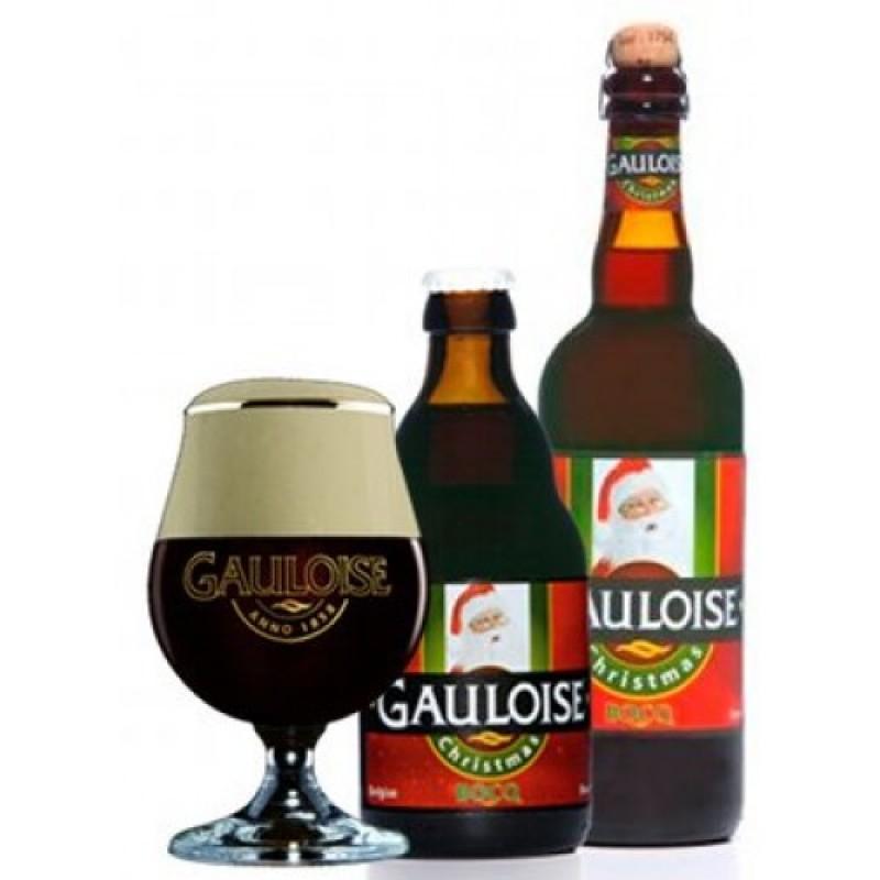 Cerveza Gauloise Christmas 75 cl