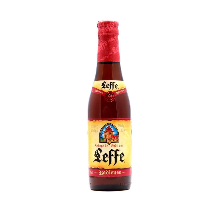 Cerveza Leffe Ruby