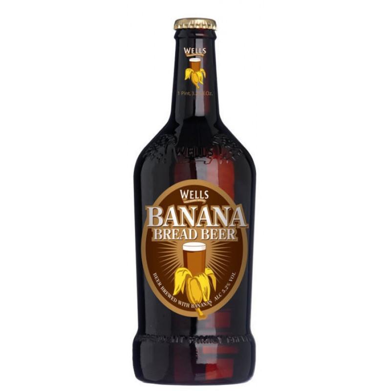 Cerveza Wells Banana Bread Beer