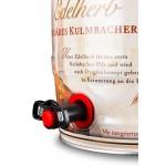 Barril de cerveza Kulmbacher Pils 5 litros