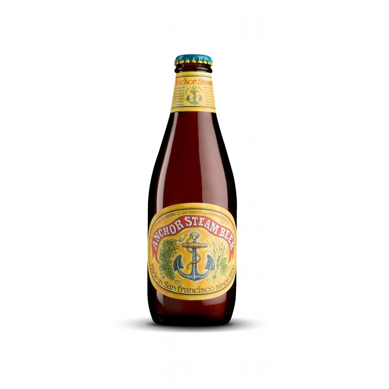 Cerveza Anchor Steam Beer