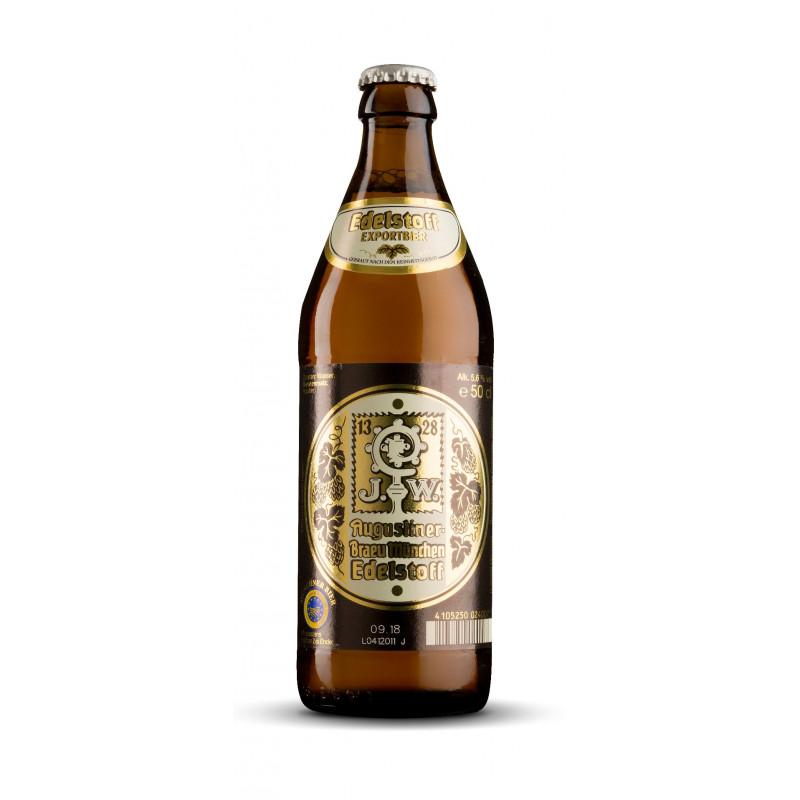 Cerveza Augustiner Edelstoff