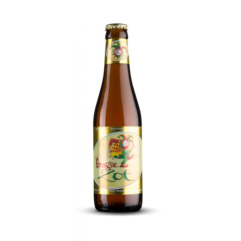 Cerveza Brugse Zot Blonde