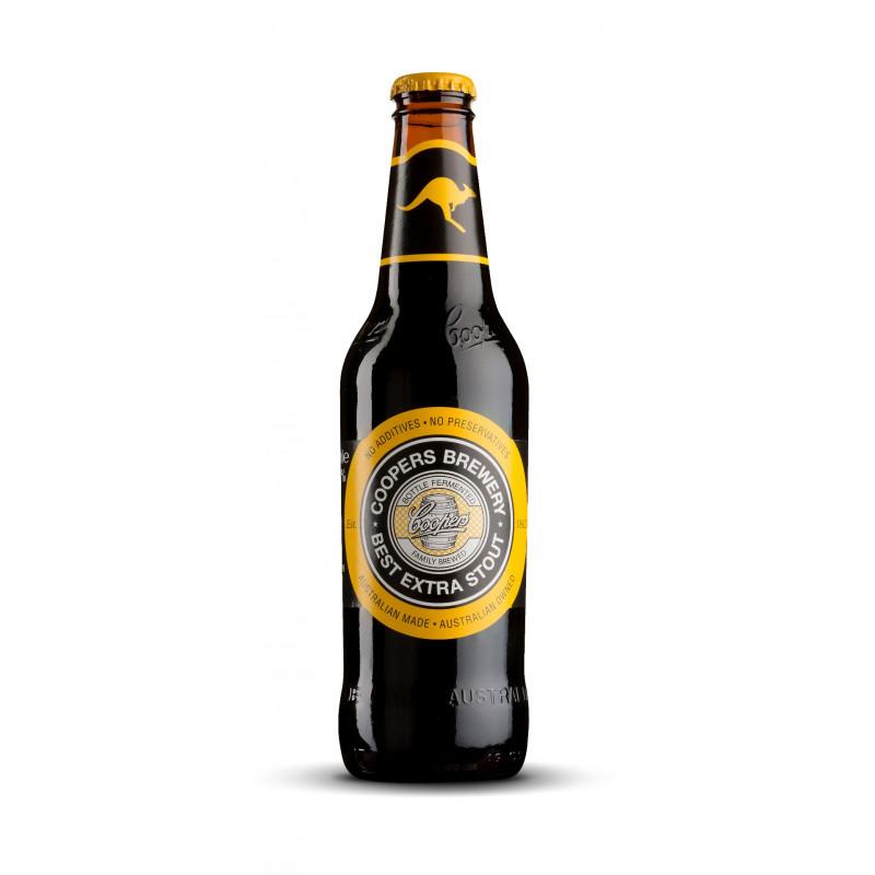 Cerveza Coopers Stout