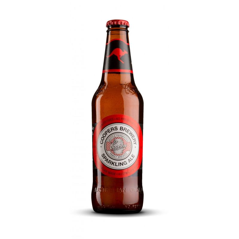 Cerveza Coopers Sparkling Ale
