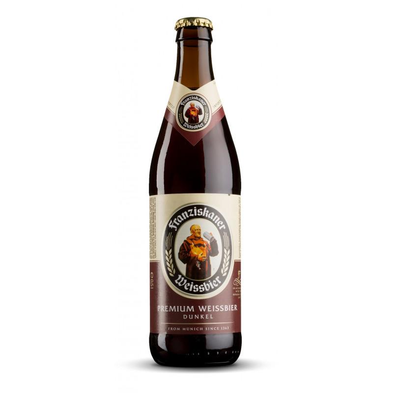 Cerveza Franziskaner Dunkel