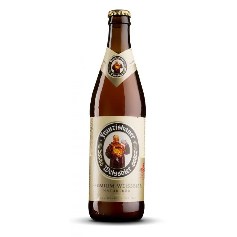 Cerveza Franziskaner Hefe