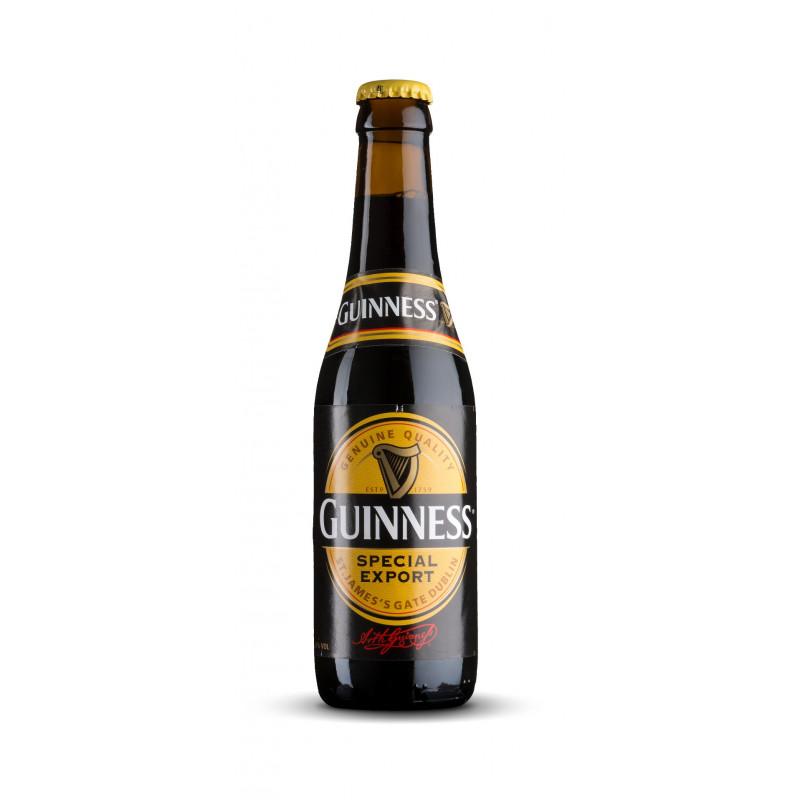Cerveza Guinness Special Export 8