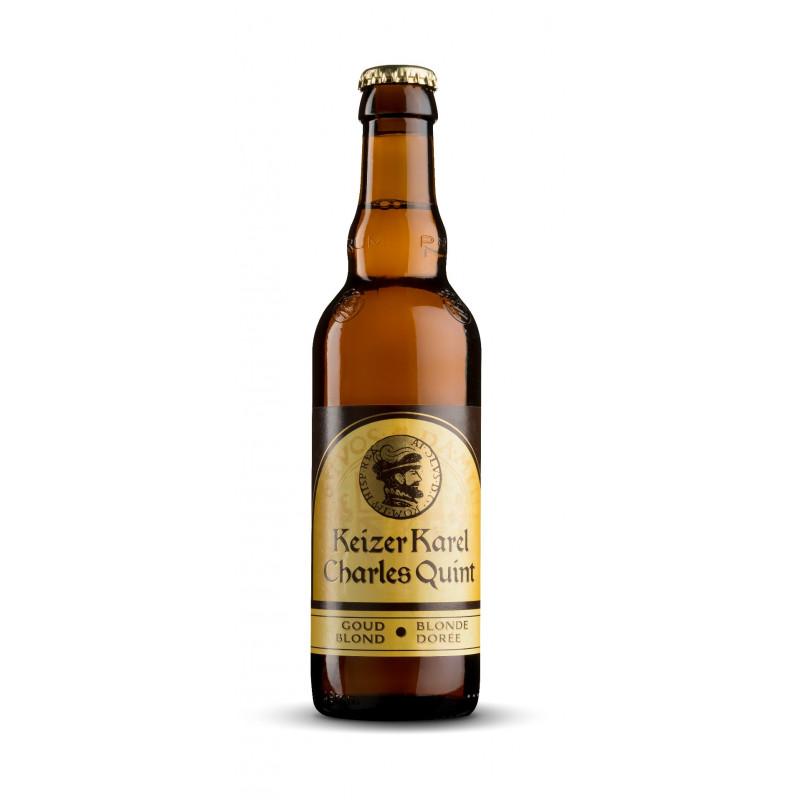 Cerveza Charles Quint Blonde