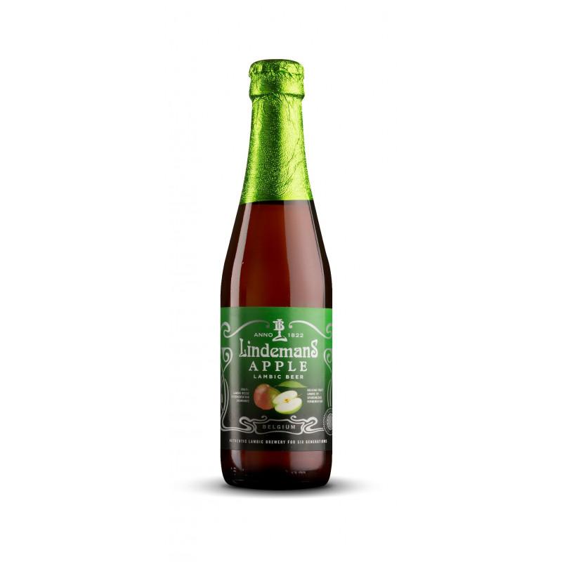 Cerveza Lindemans Manzana
