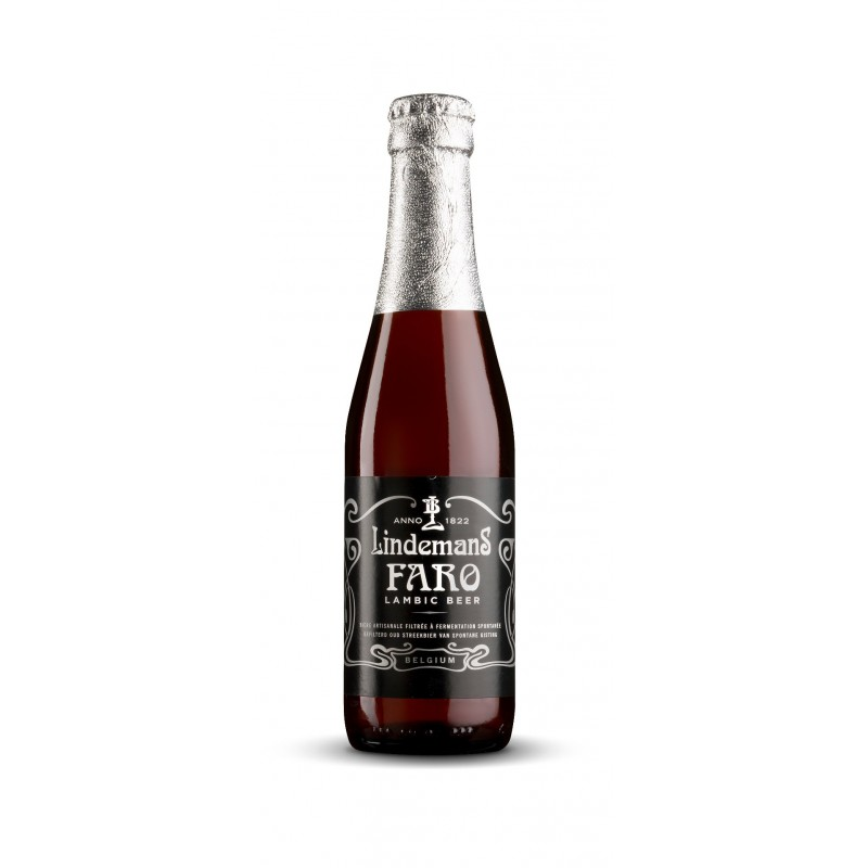 Cerveza Lindemans Faro