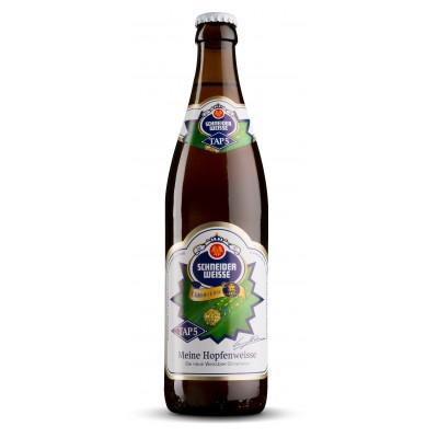 Cerveza Schneider Hopfen-Weisse (5)