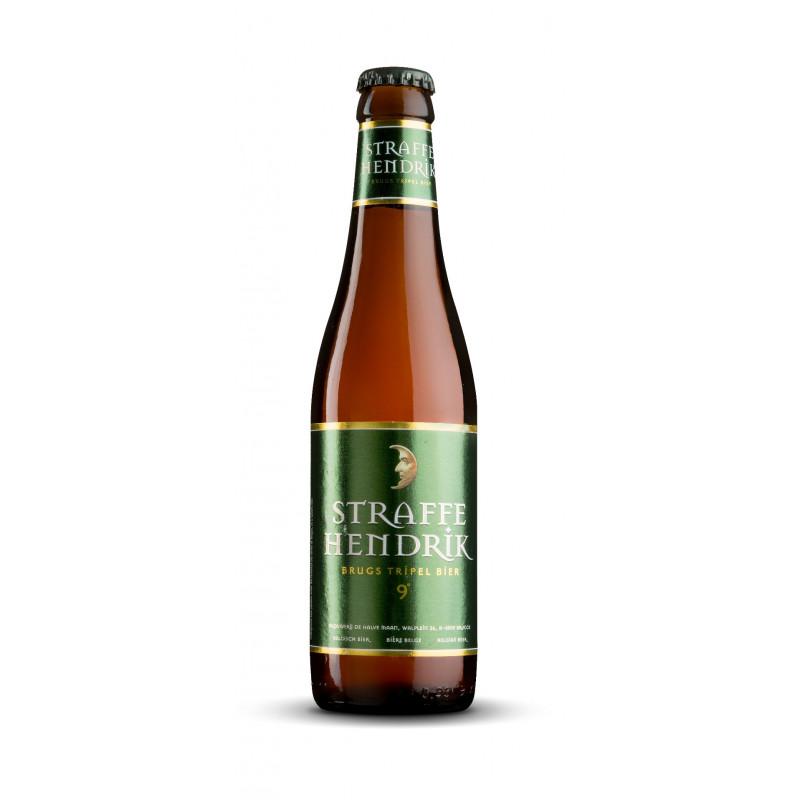 Cerveza Straffe Hendrik