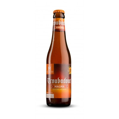 Cerveza Troubadour Magma