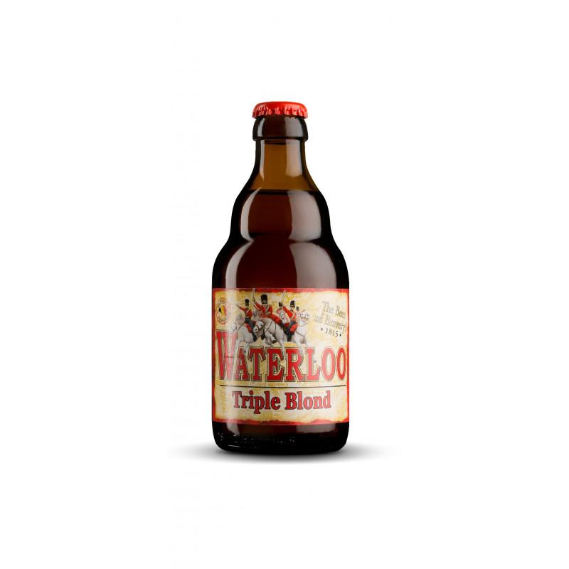 Cerveza Waterloo Triple