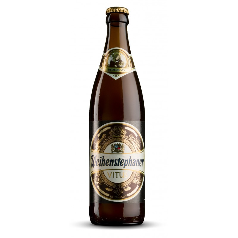Cerveza Weihenstephan Vitus